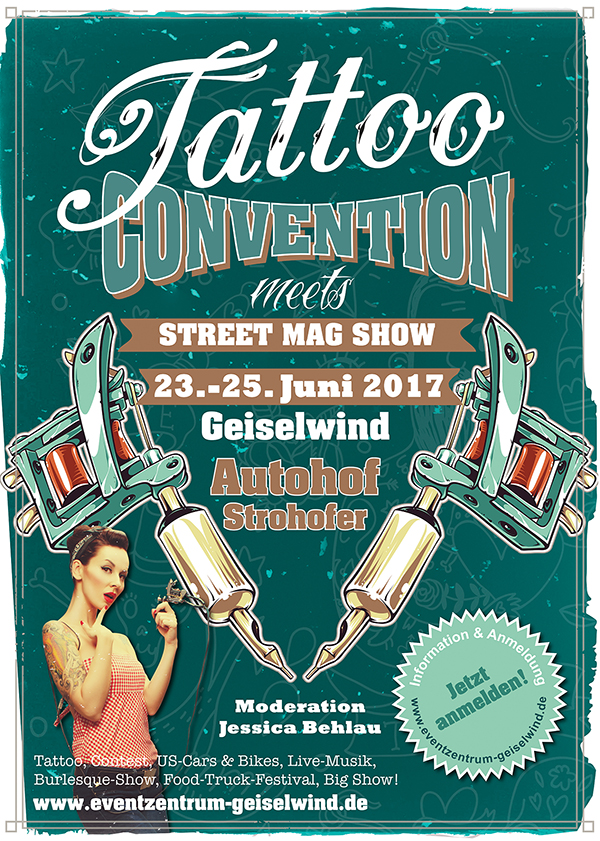 Tattoo Convention Geiselwind