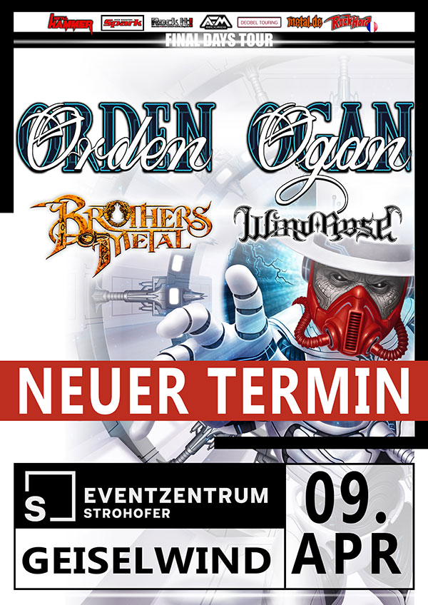 Orden Ogan_Eventzentrum Strohofer Geisewind