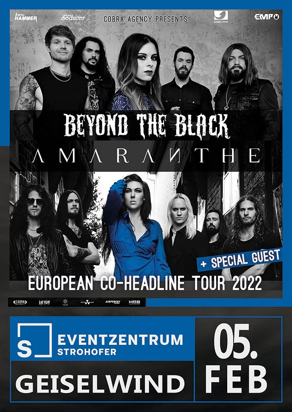 Beyond the Black + Amaranthe