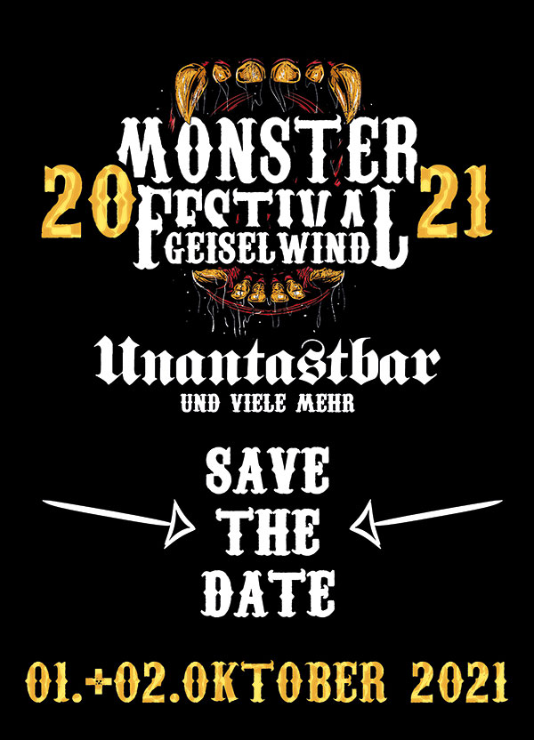 Monster Festival 2020_Eventzentrum Strohofer Geiselwind