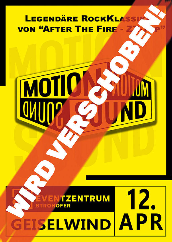 Motion Sound_Eventzentrum Strohofer Geiselwind