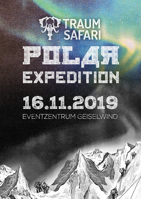 Traumsafari Polarexpedition 16. November 2019