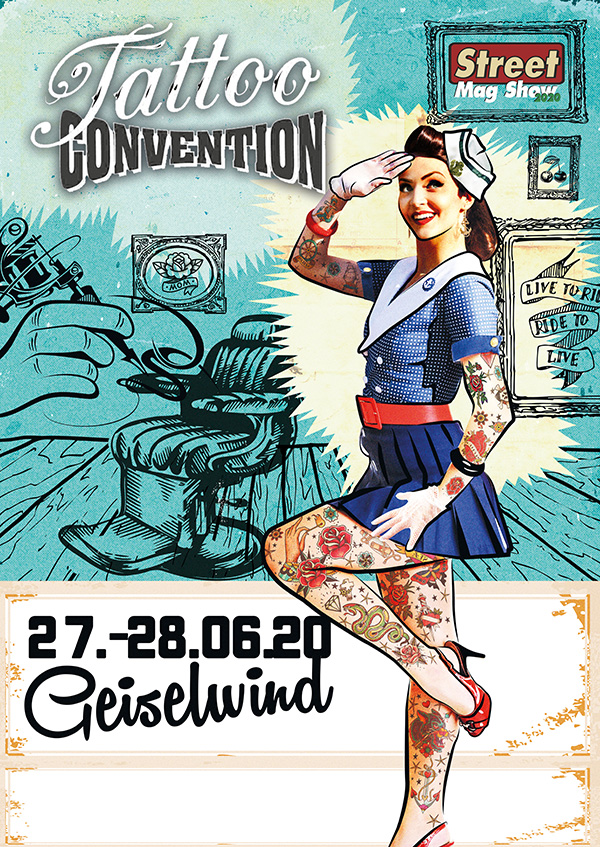 Tattoo Convention 27.-28.06.2020