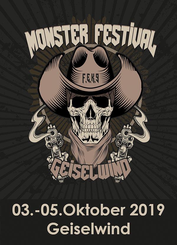 MonsterFestival 03.-05. Oktober 2019