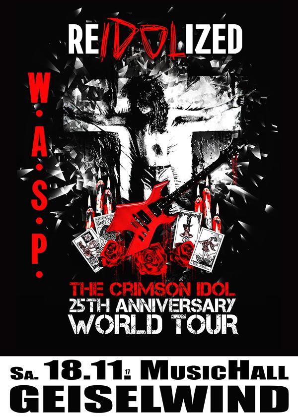 W.A.S.P. in der Musichall Geiselwind